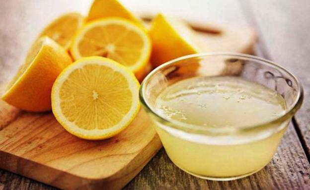 Очищение печени лимонным соком - польза