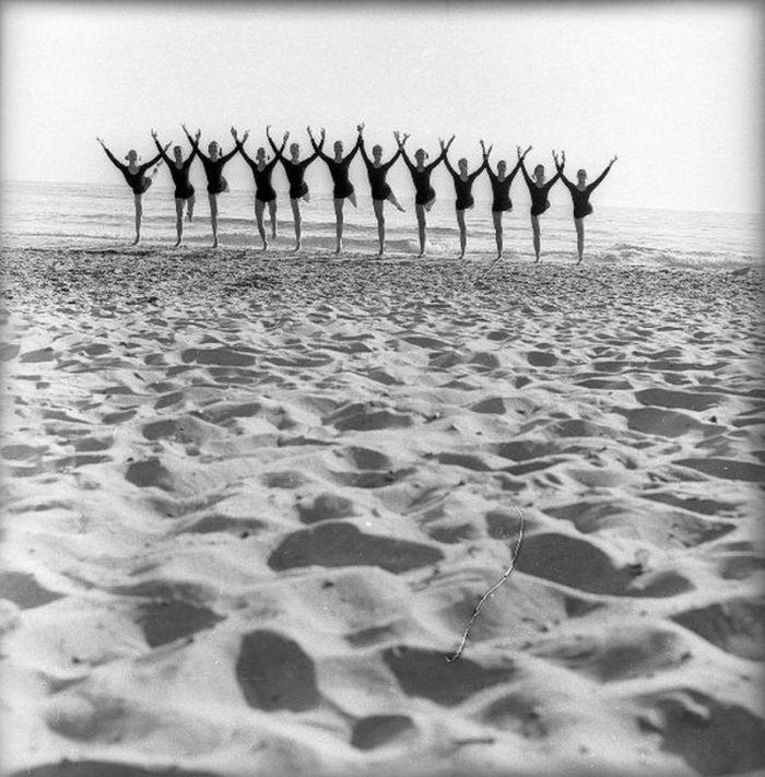 Великие, простые, красивые: люди на снимках советского фотографа Александра Стешанова