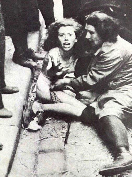Волынская резня. 1943 год. фото