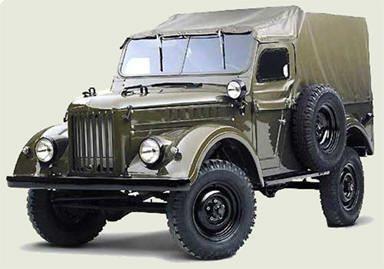 Автомобили хрущевской эпохи