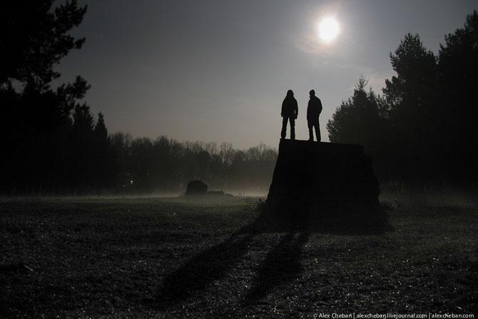 Пусковые шахты ядерных ракет в Украине