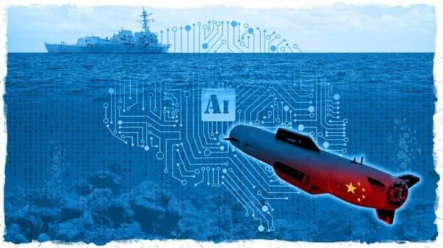 Беспилотный подводный флот. Китай создаёт роботизированную подлодку