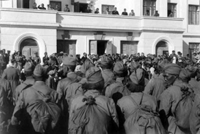 Почему немцы боялись тувинцев больше смерти