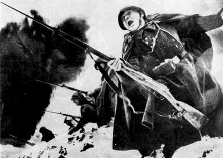7 воспоминаний немцев о битве за Москву