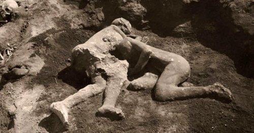 Топ-10: интересные факты про погибших жителей Помпей