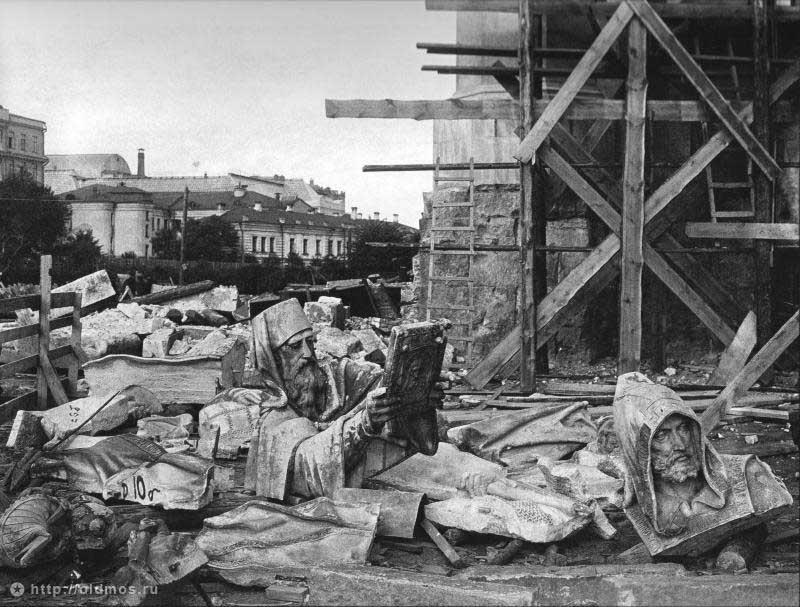 Наша история: уникальные кадры XIX и XX веков (91 фото)
