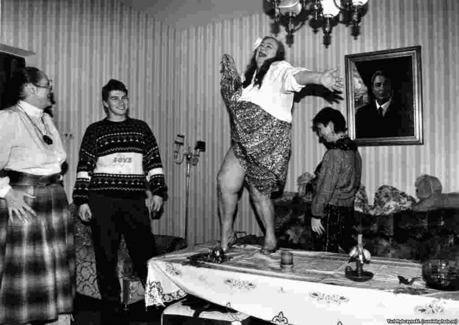 Семья Брежнева. И их семейное проклятие