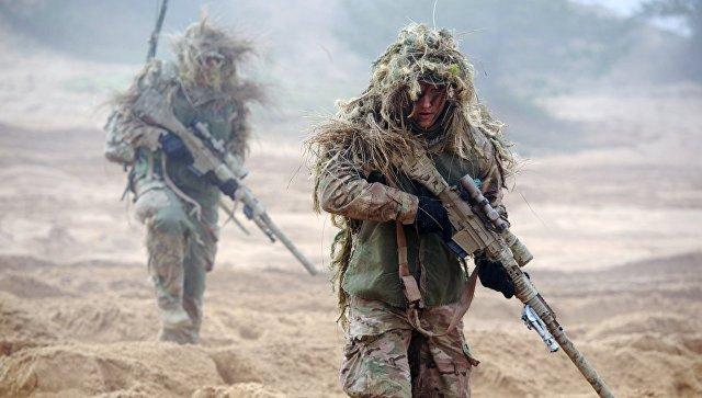 В Прибалтике под НАТОвцами почему-то горит земля