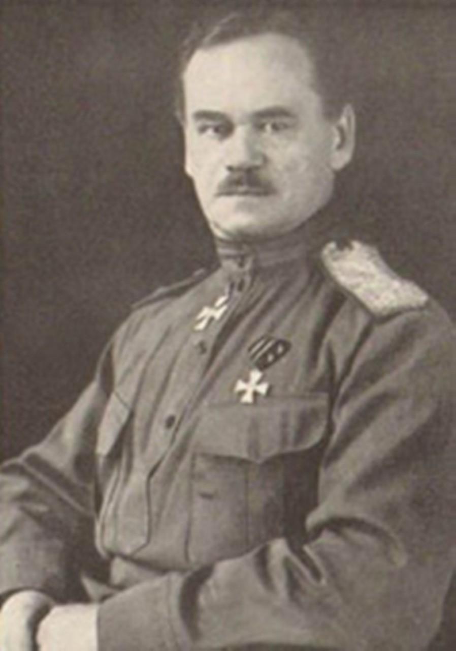 Как адмирал Колчак стал верховным правителем