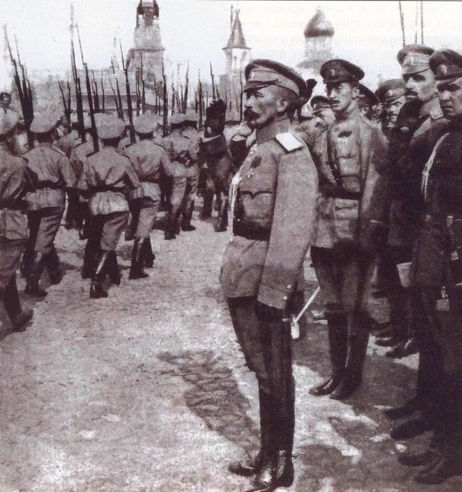 Image result for корниловский мятеж