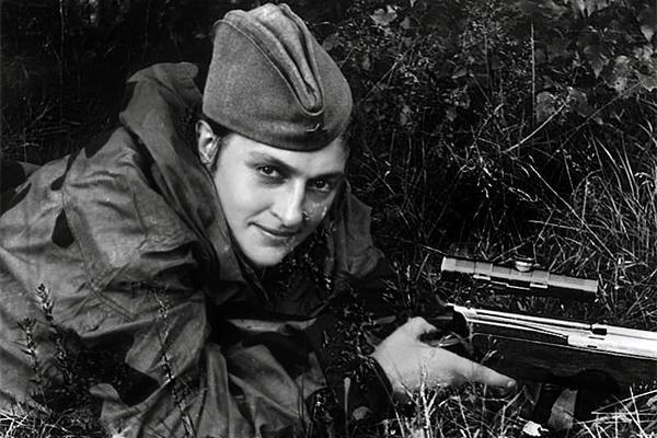 Леди-Смерть, которая не хотела убивать: 100 лет со дня рождения Людмилы Павлюченко