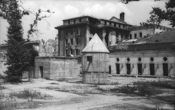 Бункер Гитлера «Волчье логово» и другие сверхсекретные бункеры