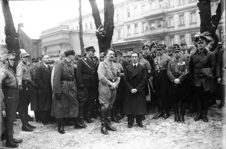 Аненербе -наследие секретной организации Гитлера