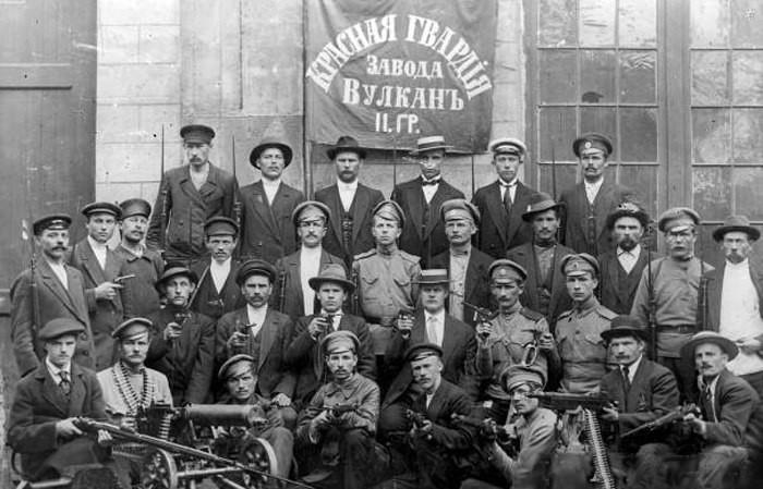 1917 год история, события, фото