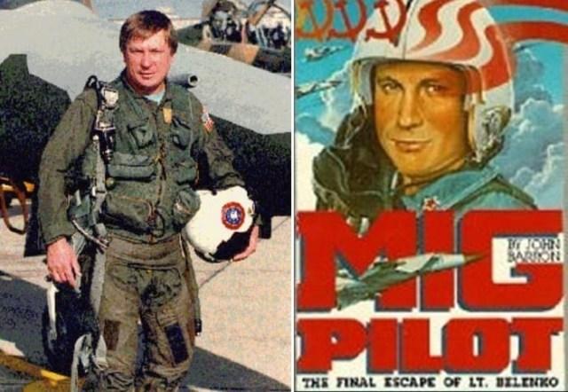 Побег из СССР на истребителе ссср, МиГ-25, дезертирство, летчик, длиннопост