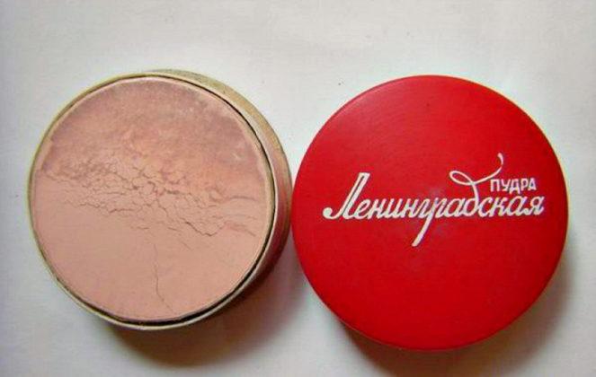 Косметика и парфюмерия в СССР. Фото