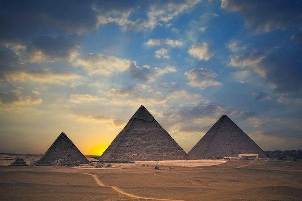 Египетские пирамиды: факты самые интересные и таинственные