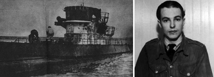 Подлодка U-530 и её двадцатипятилетний капитан Отто Вермут. вторая мирова война, история