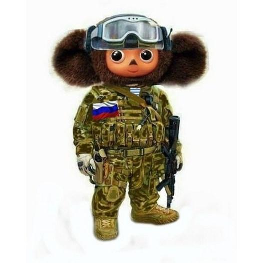 Юрий Селиванов: Привет от донбасского «Чебурашки»