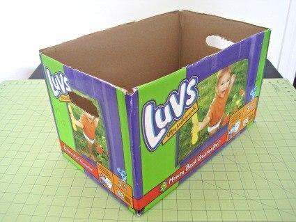 Декоративные коробки для дома 1