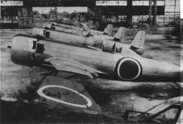 Уникальные самолеты японских камикадзе