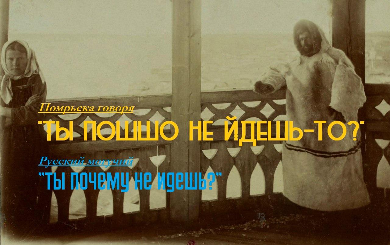 Поморы: русские, которые не живут с бабами