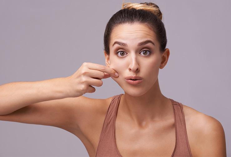С лица воды не пить: 10 фактов о лице, которые тебя шокируют