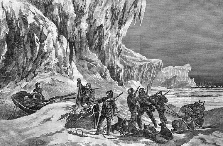 Экспедиции с трагическим финалом