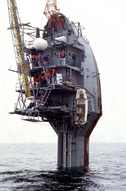 Как выглядит самый необычный корабль в мире