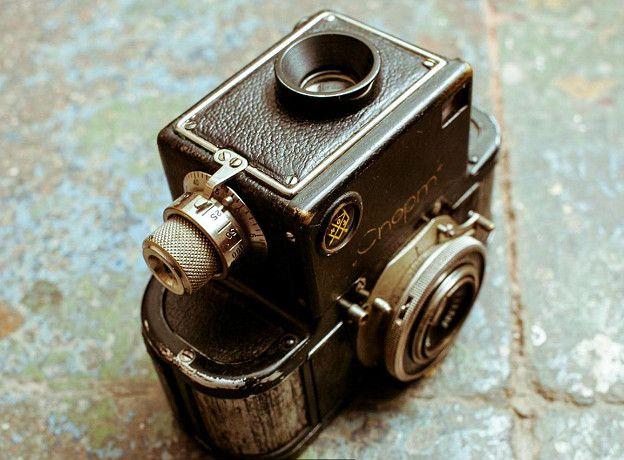 Этот странный советский аппарат изменил фотографию навсегда