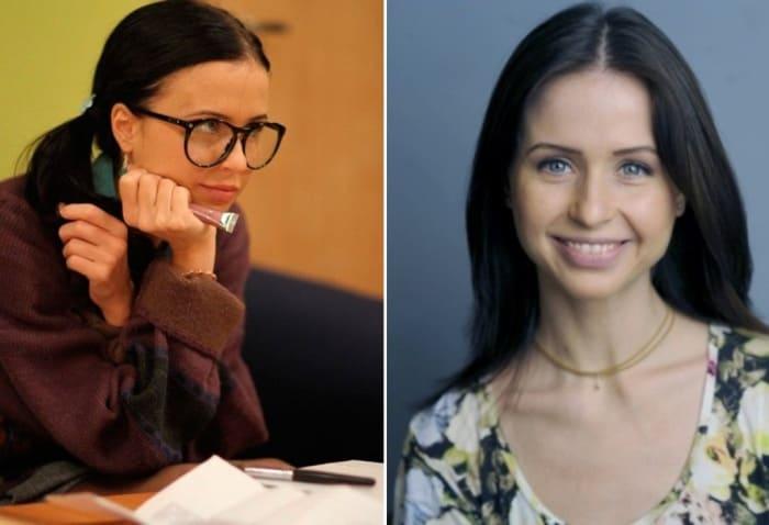 Мирослава Карпович пришла в сериал «Папины дочки» уже профессиональной актрисой