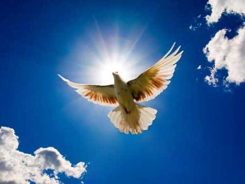 Молитва Святому Духу