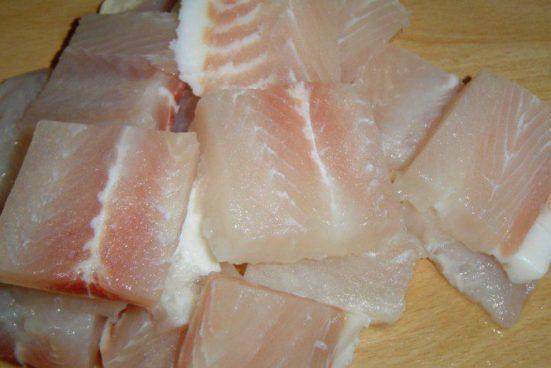 Малосольная треска — португальский рецепт засолки рыбы