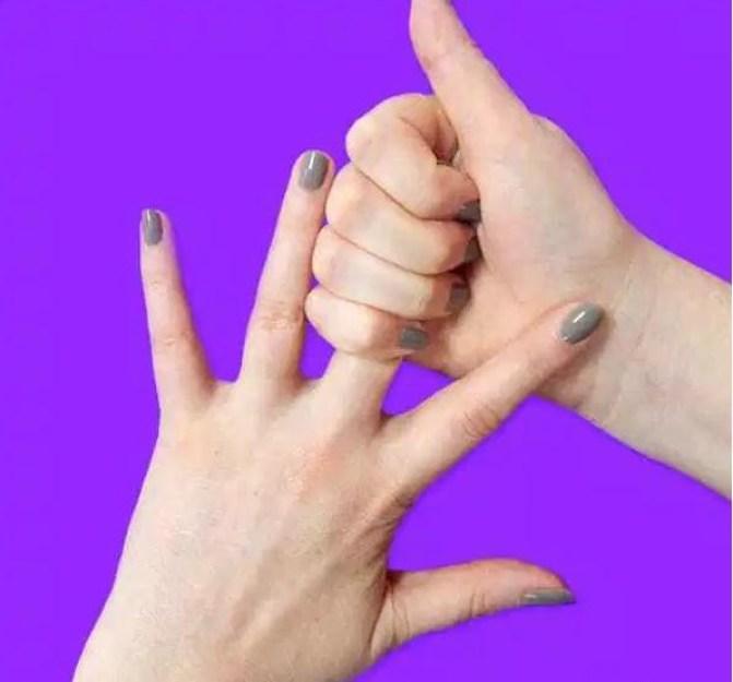 Средний палец: усталость и гнев палец, факты
