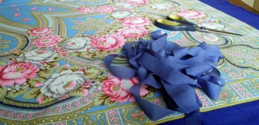 одежда из платка