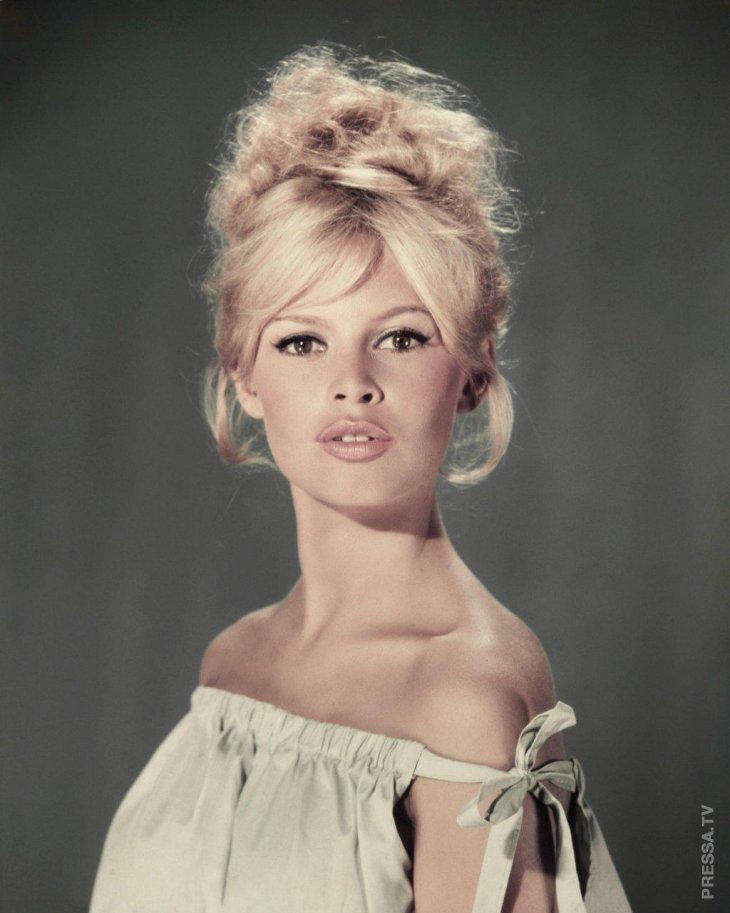Бриджит Бардо: интересные факты из жизни актрисы и секс-символа 60-х годов