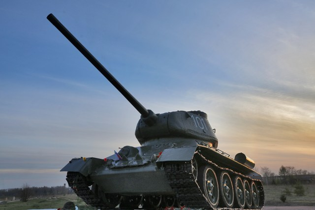 В Германии восхитились советским танком Т-34