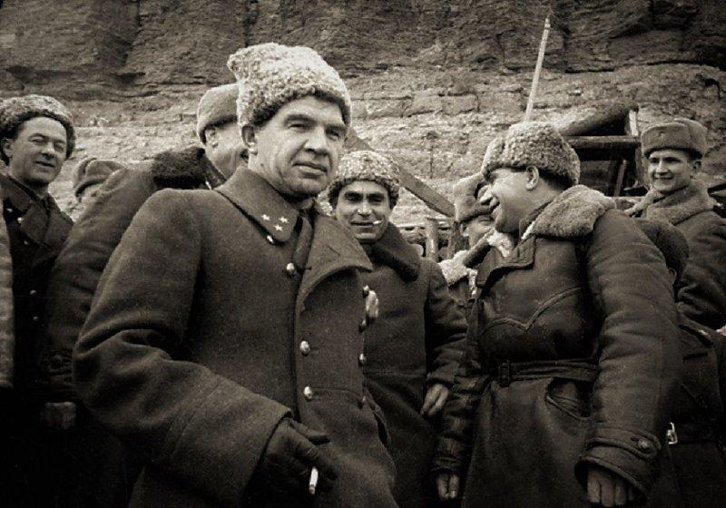 Мастер сюрпризов. Василий Иванович Чуйков, вов, день в истории, чтобы помнили