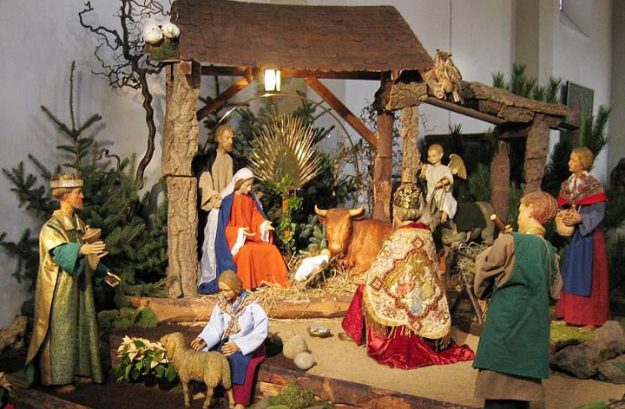 Рождественские ясли