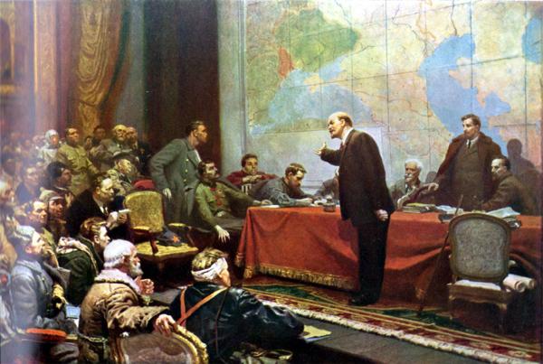 Постановление Президиума Госплана, Ленин, заседание ГОЭЛРО, НЭП|Фото: wiki.laser.ru