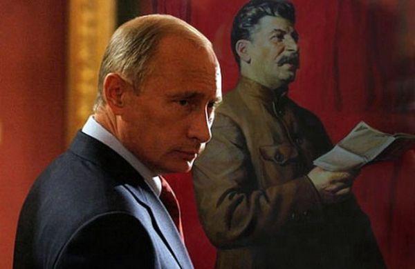 Настоящие левые за Путина