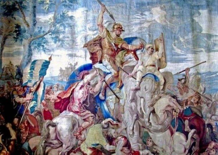 15 фактов об Александре Македонском
