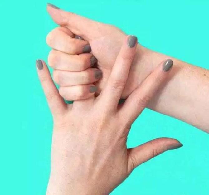 Безымянный палец: проблемы с пищеварительной системой и пессимизм палец, факты