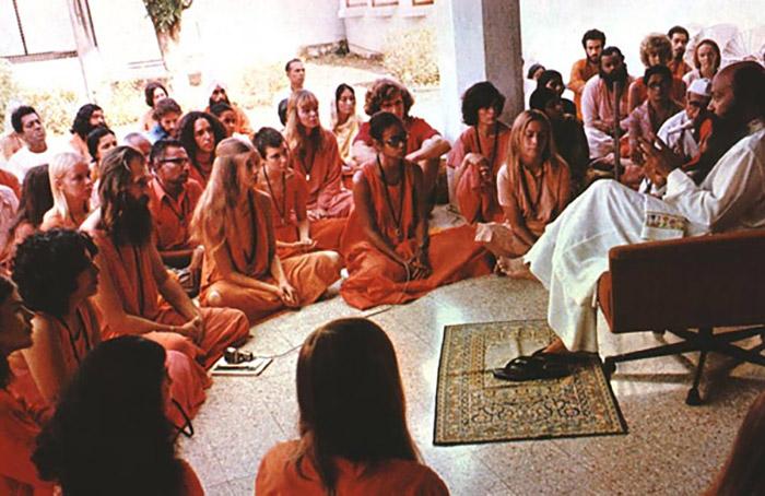Первый ашрам Ошо в Пуне (Индия)