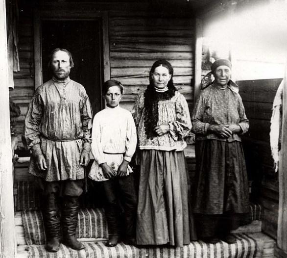 Русский менталитет и русская генетика. Откуда произошли русские?