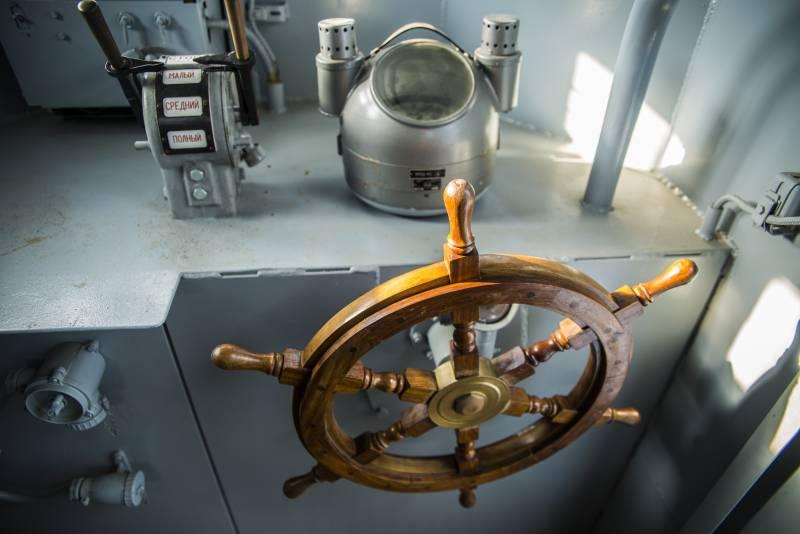 Рассказы об оружии. Бронированный морской охотник проекта 194
