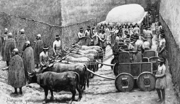 10 малоизвестных фактов о шумерах – представителях первой цивилизации человечества