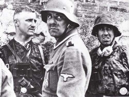 Конфликт вермахта против СС: что это было