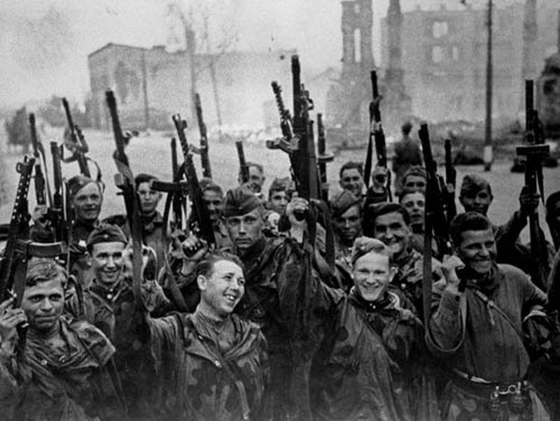 Немецкие солдаты о Русских вов, немцы о русских солдатах