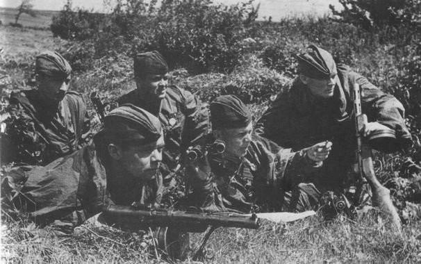 Об изобретательности советских разведчиков вов, подвиги, разведчики